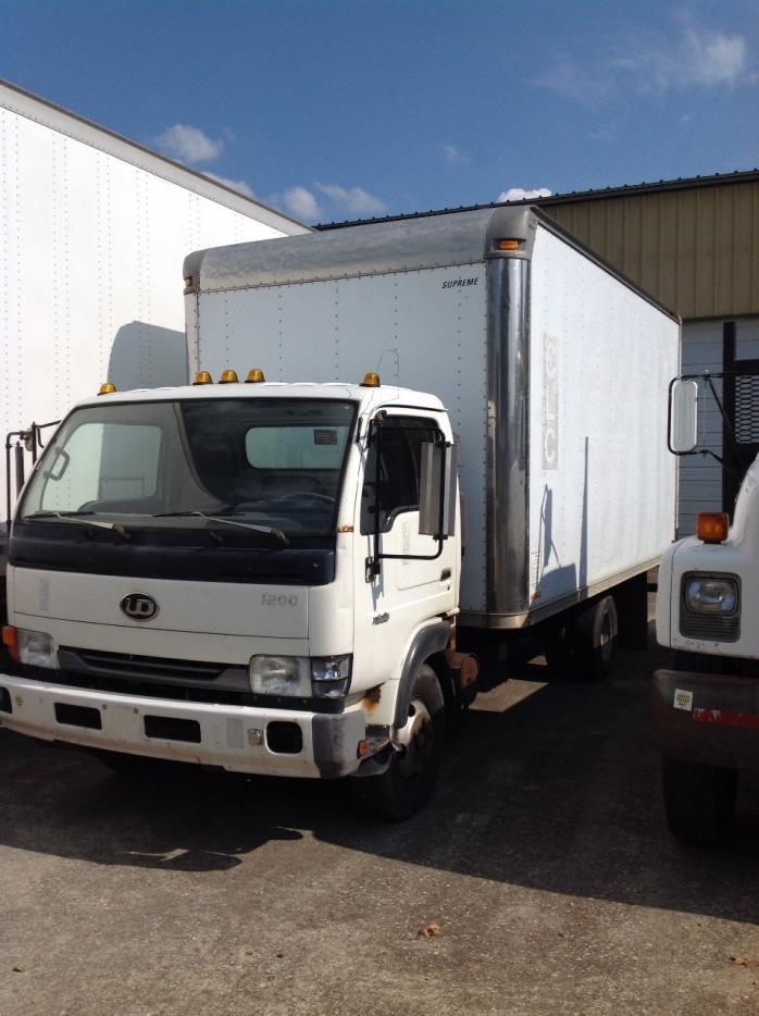 1999 Ud Trucks 1200  Box Truck - Straight Truck