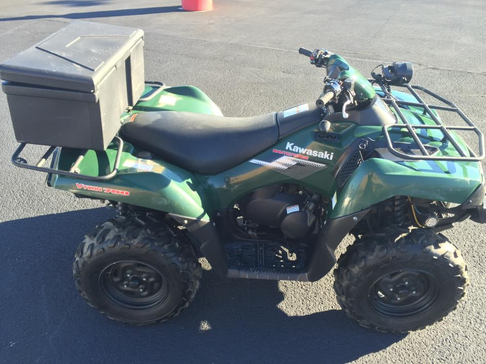 2007 Kawasaki Brute Force 750 Motorcycles for sale