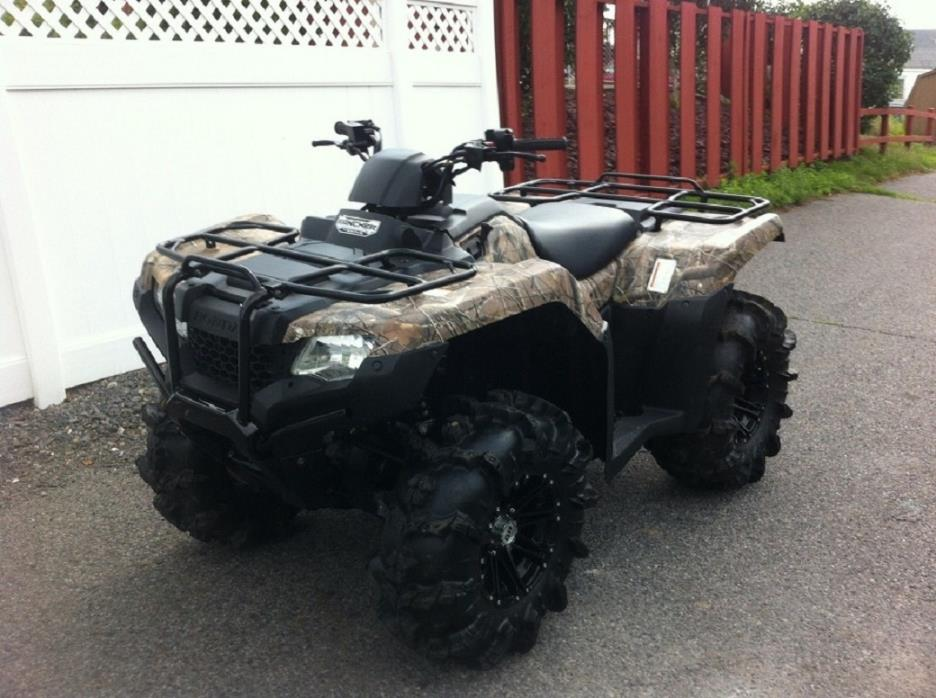 2014 honda rancher 4x4 dct eps motorcycles for sale for Honda 420 rancher for sale