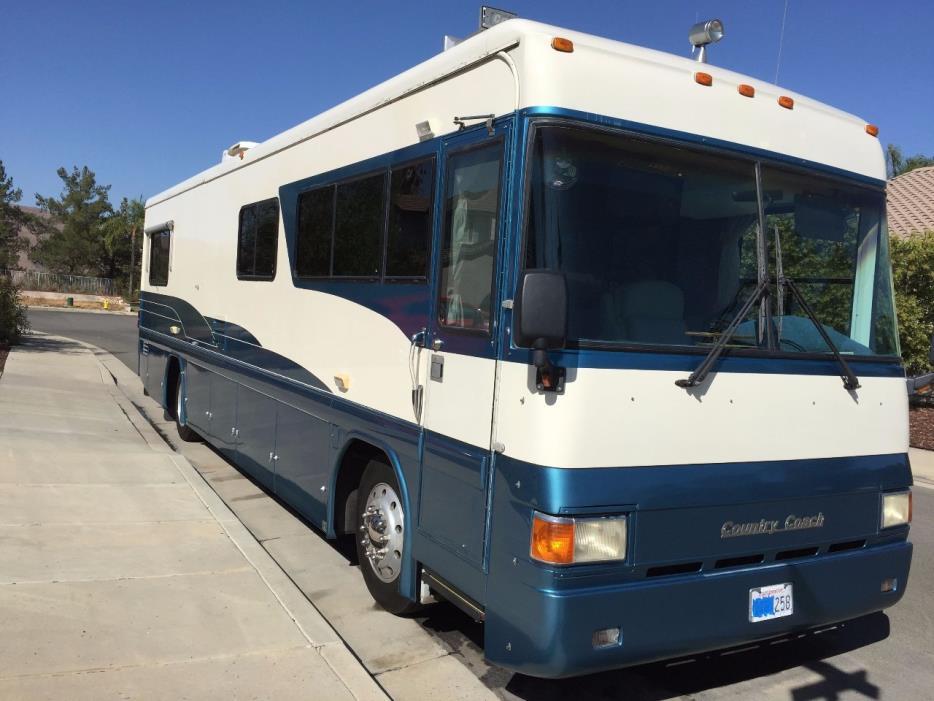 Country Coach Rvs For Sale In Corona California