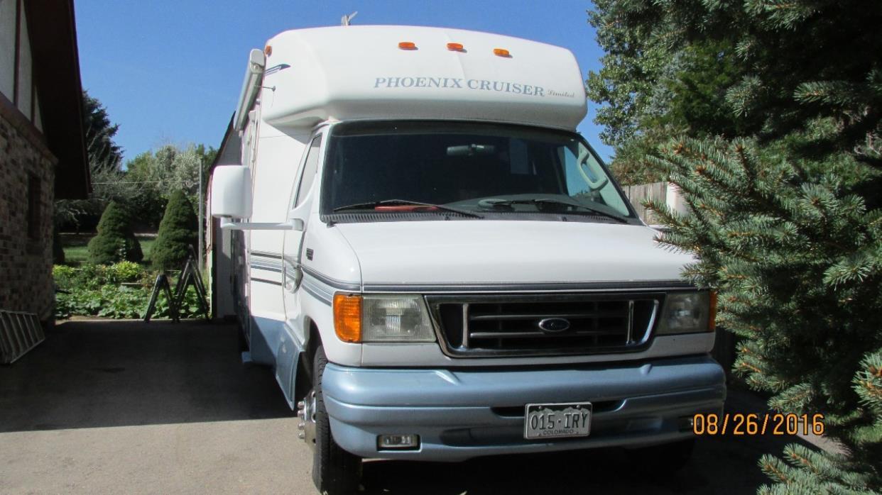 2003 Phoenix Usa CRUISER 2550