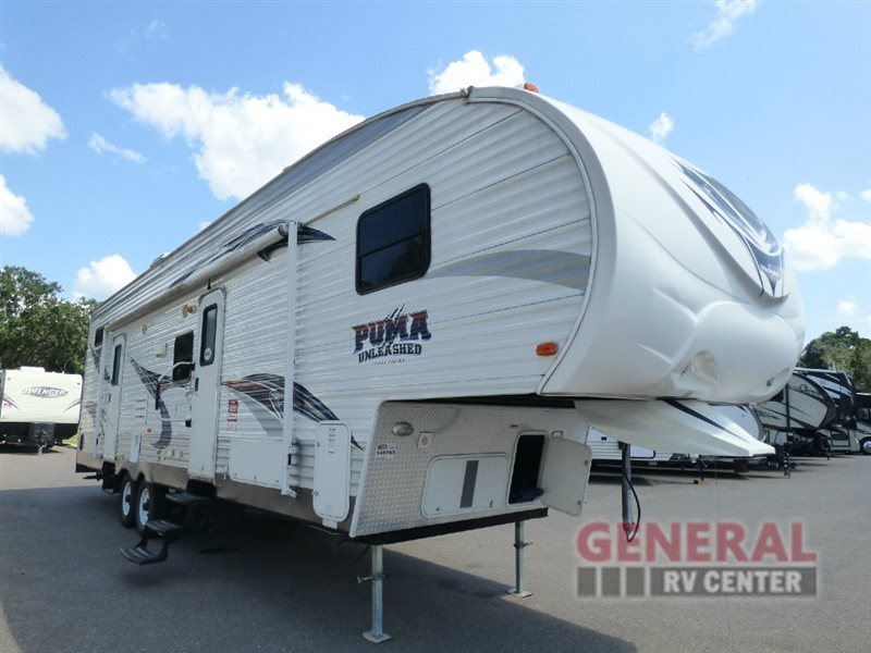 2012 Palomino Puma Unleashed 356-QLB