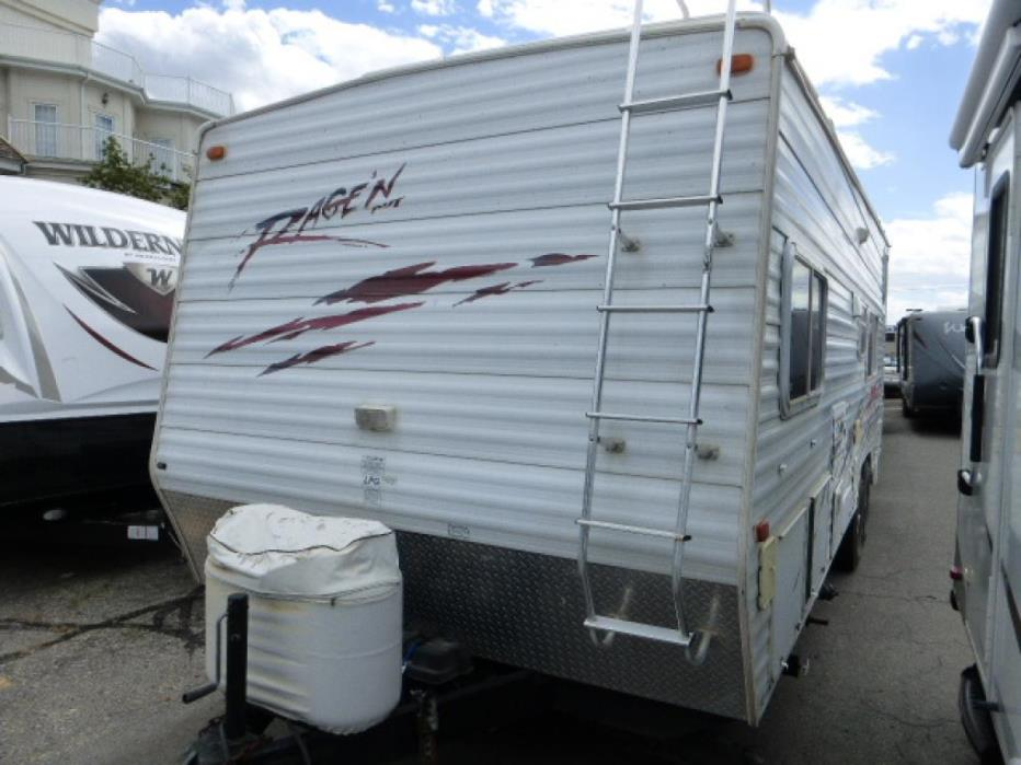 Rage N Toy Hauler Rvs For Sale