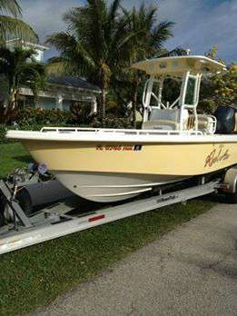 2004 EVERGLADES BOATS 243