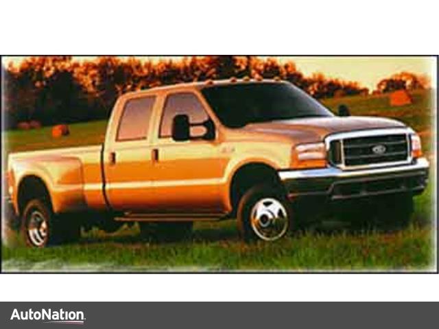 2001 Ford Super Duty F-350 Drw  Pickup Truck