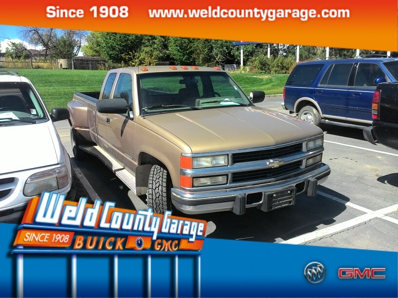 1994 Chevrolet C/K 3500  Cab Chassis