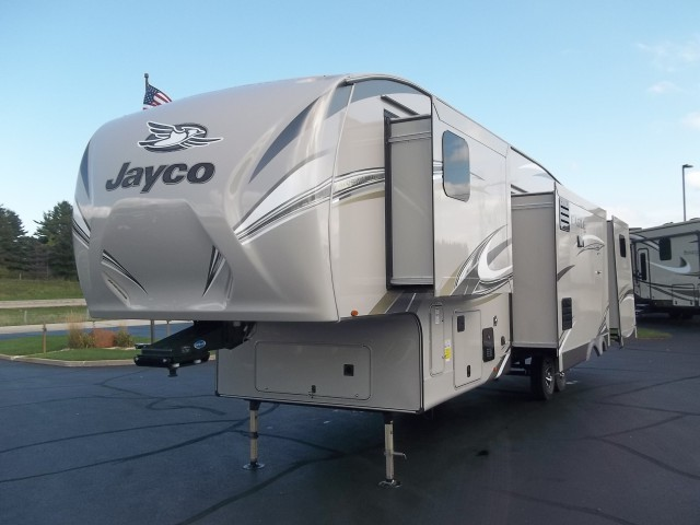 Jayco Eagle Fifth Wheel 325bhqs Rvs For Sale In Wisconsin