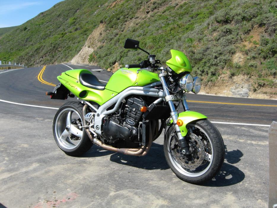 Triumph Speed Triple 509 Motorcycles For Sale