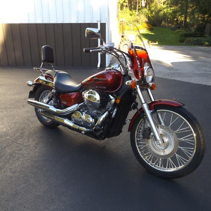 Honda Shadow Spirit 750 Motorcycles For Sale In New York
