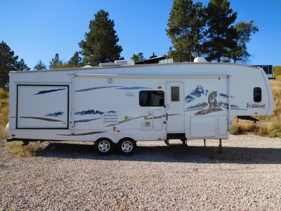 2008 Forest River WILDCAT 32QBBS