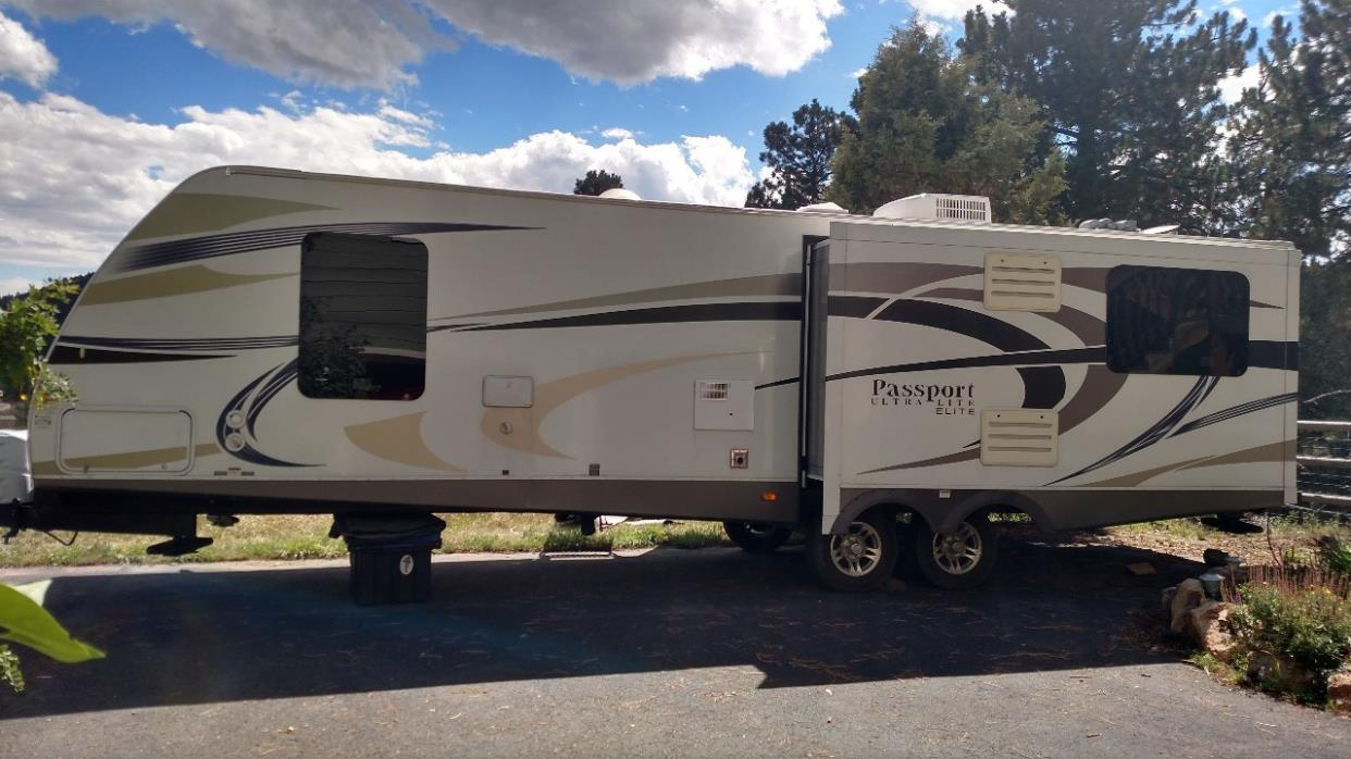 2013 Keystone PASSPORT 31RE
