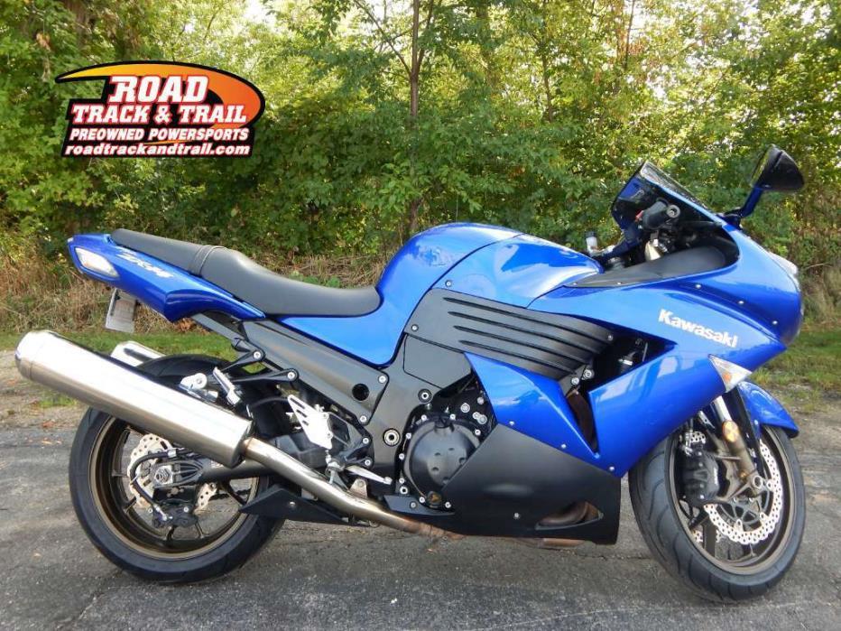 kawasaki ninja zx 14 motorcycles for sale in big bend wisconsin. Black Bedroom Furniture Sets. Home Design Ideas