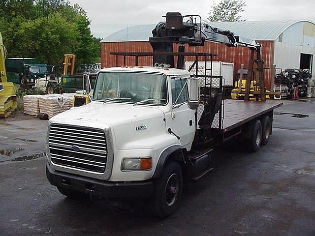 1994 Ford Lts9000 Crane Truck