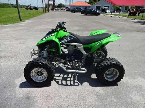 Kawasaki Kfx R For Sale Florida