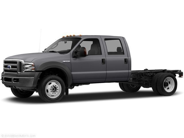 2007 Ford F-350 Chassis Cab Chassis