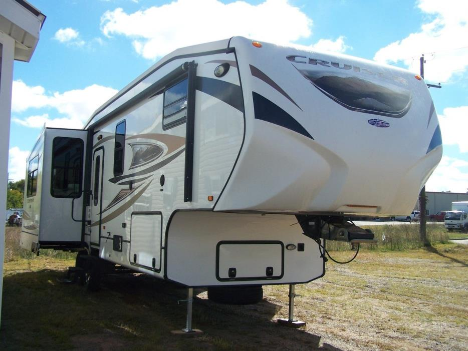 2013 Crossroads CRUISER PATRIOT PROVINCIAL 355BL