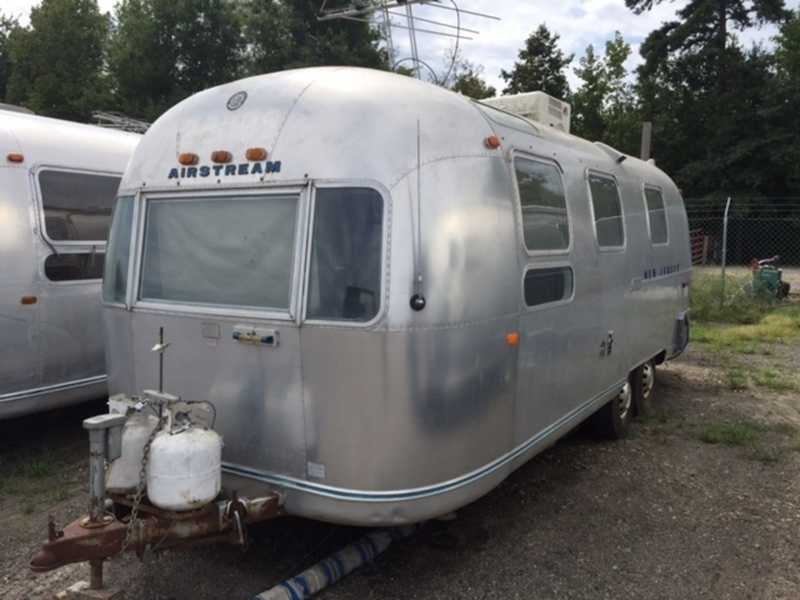 1972 Airstream RVs for sale