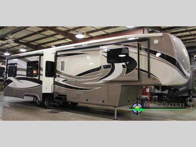 2017 DRV LUXURY SUITES Mobile Suites 40 KSSB4