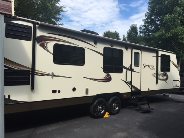 2013 Forest River SURVEYOR 301