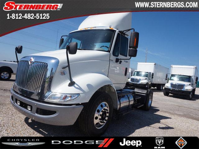 2014 International Transtar 8600 Utility Truck - Service Truck