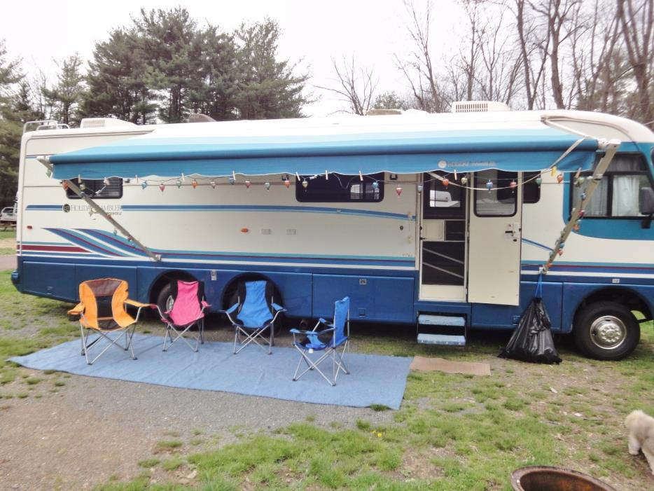 1996 Holiday Rambler ENDEAVOR 34PBD