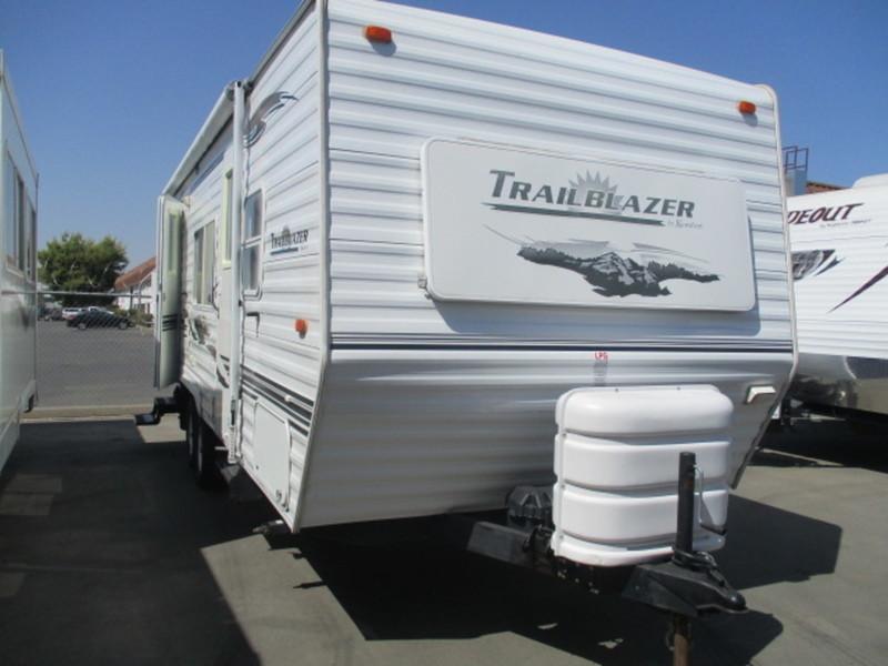 2006 Komfort Trailblazer 23S