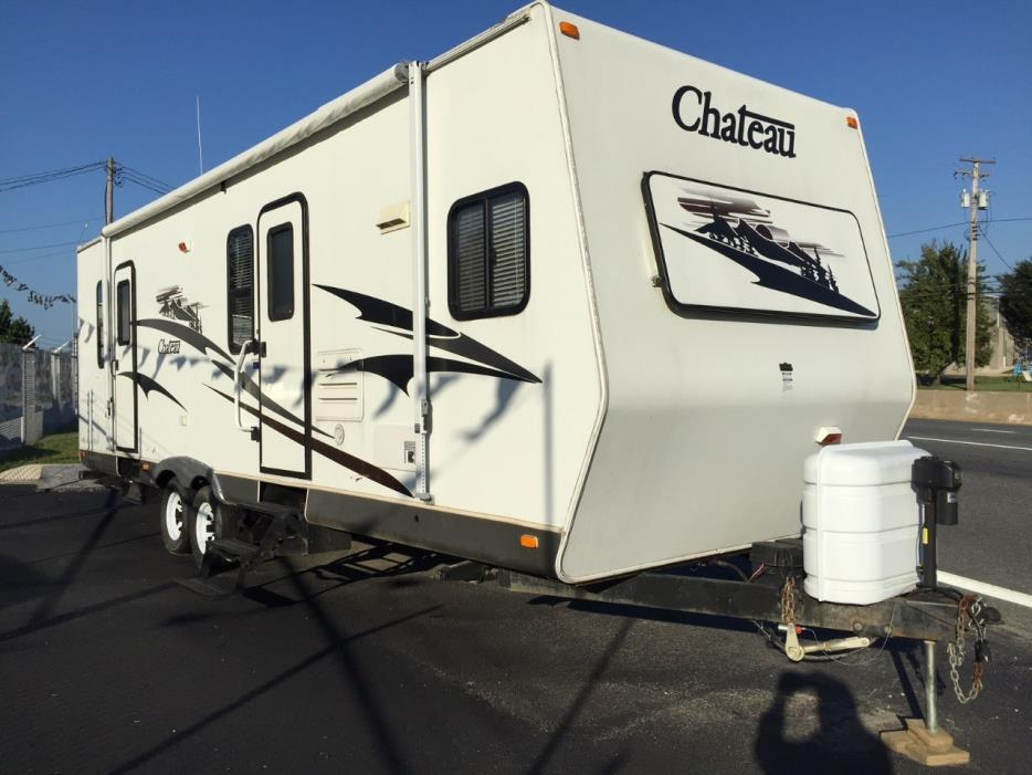 2005 Thor Motor Coach CHATEAU CITATION 31