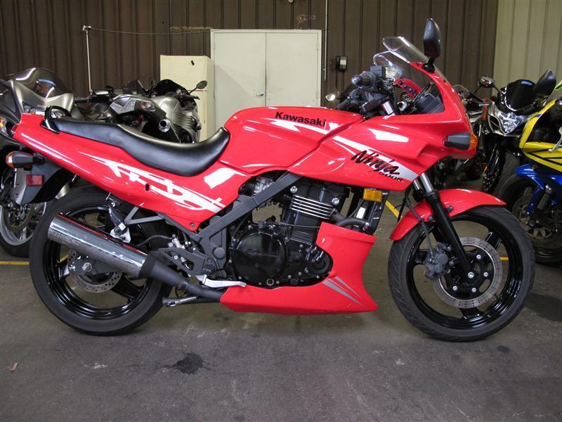 2008 Kawasaki EX500