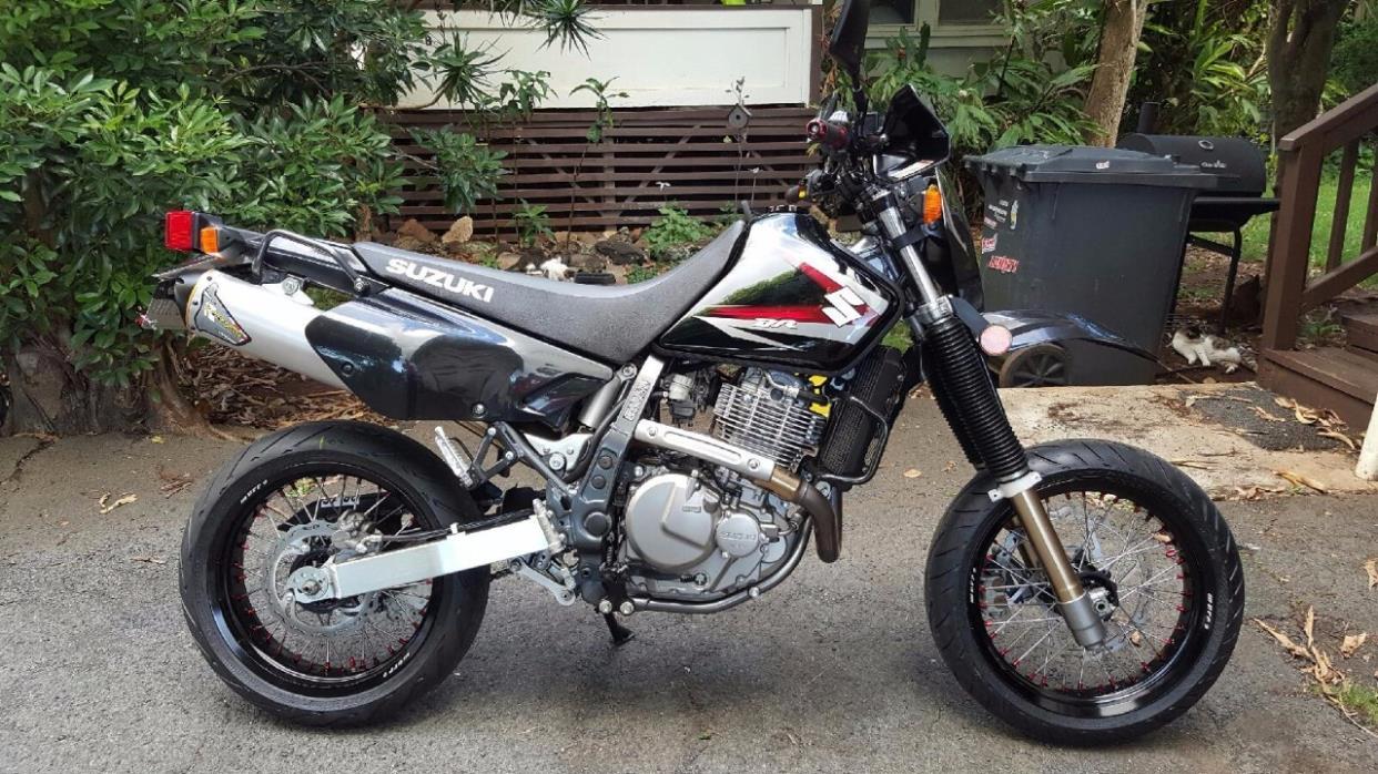 2011 Suzuki 650