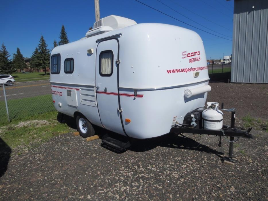 Scamp Rvs For Sale In Wisconsin