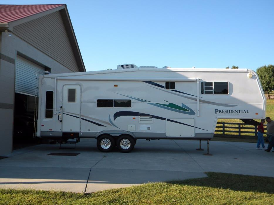 2005 Holiday Rambler PRESIDENTIAL 30SCD