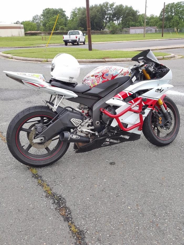 Yamaha R Shorty Exhaust For Sale