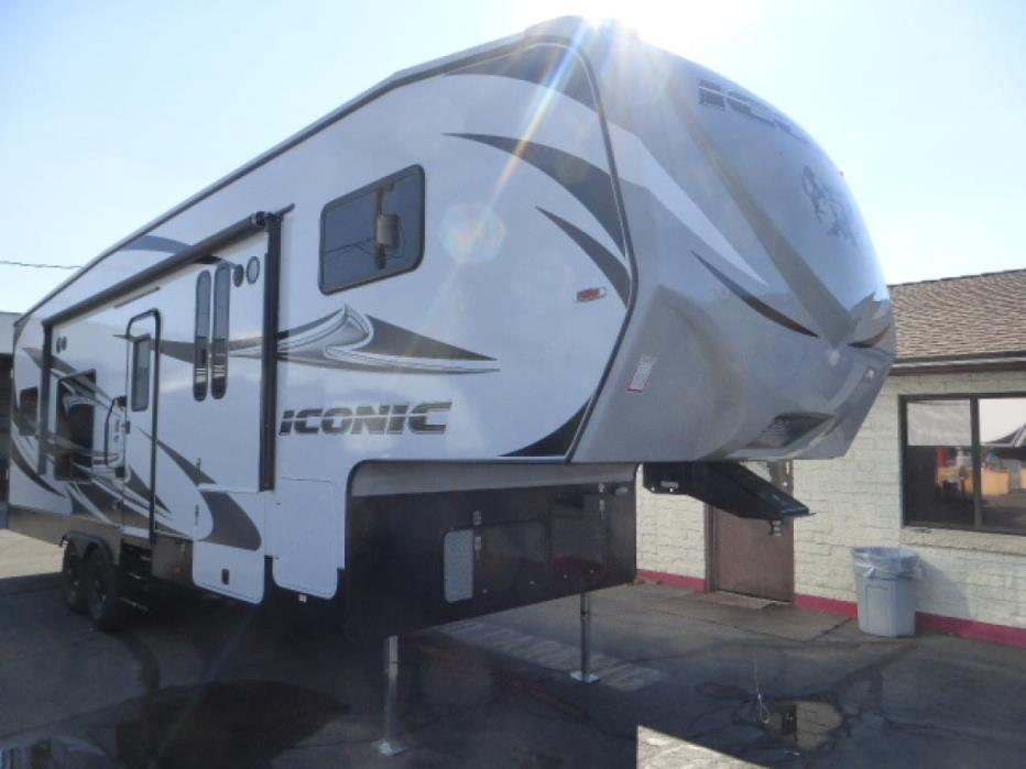 2018 Eclipse Iconic 2817CKG