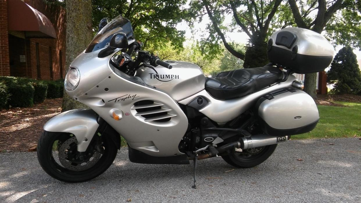 Triumph Thunderbird 900 Triple Motorcycles for sale