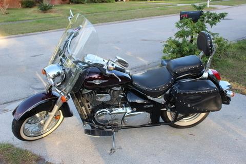 suzuki boulevard c50t motorcycles for sale in jacksonville florida. Black Bedroom Furniture Sets. Home Design Ideas