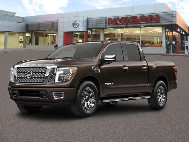 2017 Nissan Titan Sl Pickup Truck
