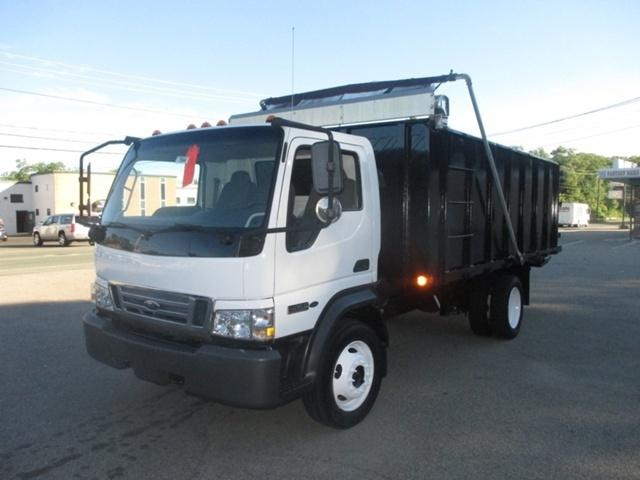2007 Ford Lcf  Landscape Truck
