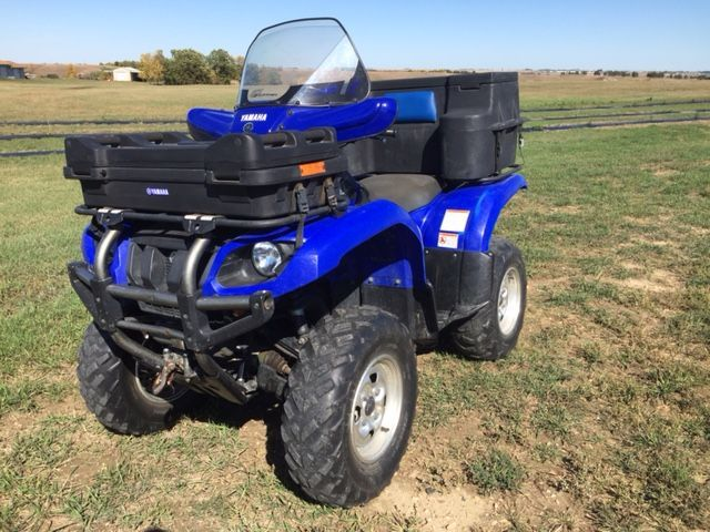 2003 Yamaha GRIZZLY 660