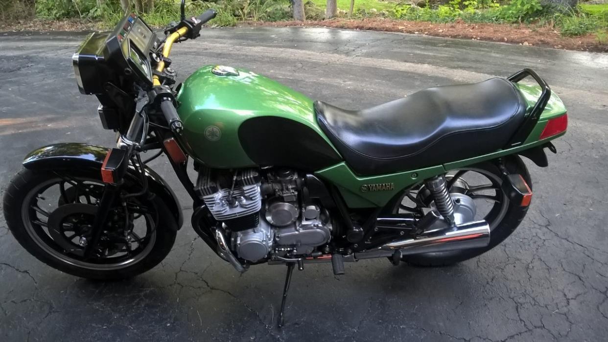 2003 Yamaha 1100