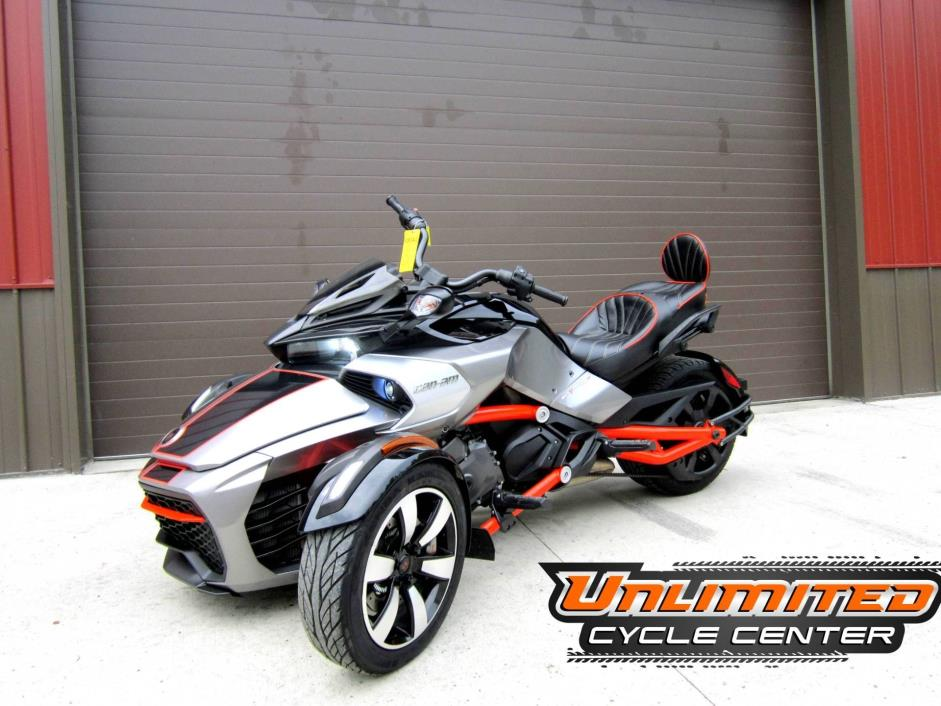 can am spyder f3 s se6 motorcycles for sale in tyrone pennsylvania. Black Bedroom Furniture Sets. Home Design Ideas