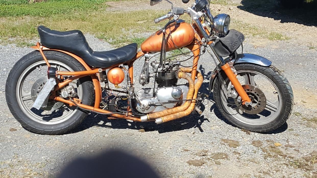 1964 Triumph 500