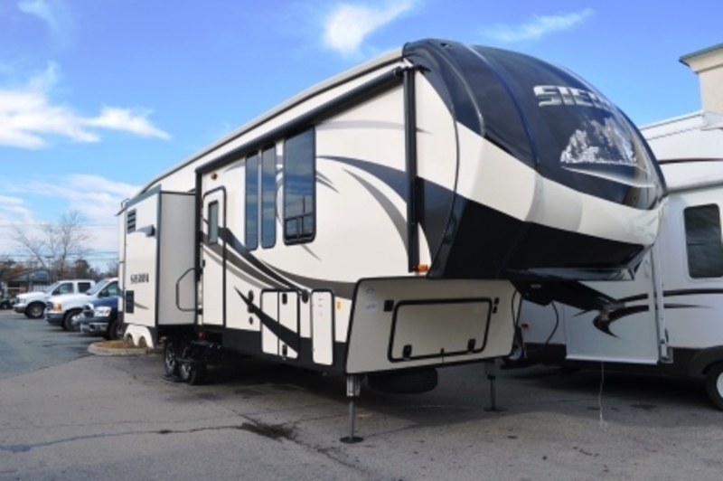 2016 Forest River 30IOK SIERRA SELECT