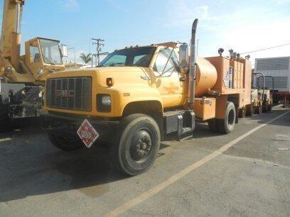 1994 Gmc Topkick C8500 Fuel Truck - Lube Truck