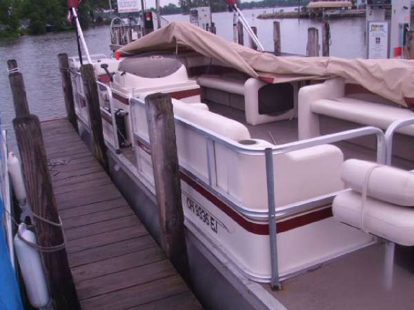 2001 Fisher LIBERTY 240 FISH