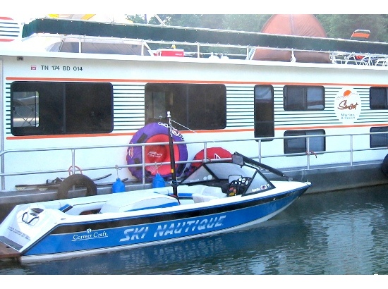 1992 Correct Craft Ski Nautique