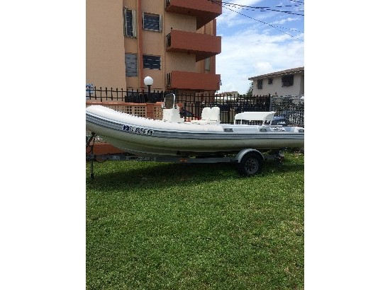 1998 Nautica International nautica rib 19 dl