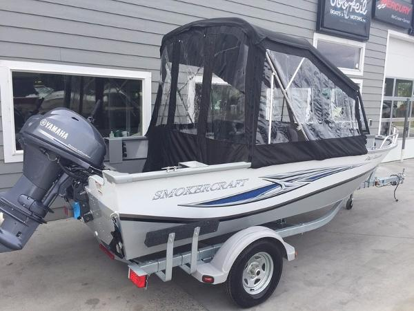 2015 American Angler 162 Pro Tracer