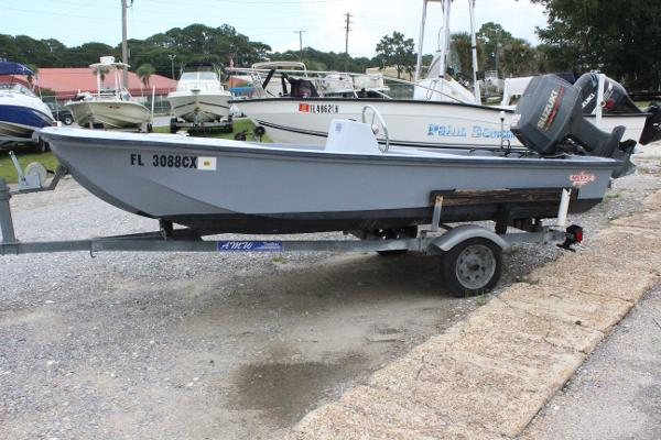 1977 McKee Craft 14 SKIFF