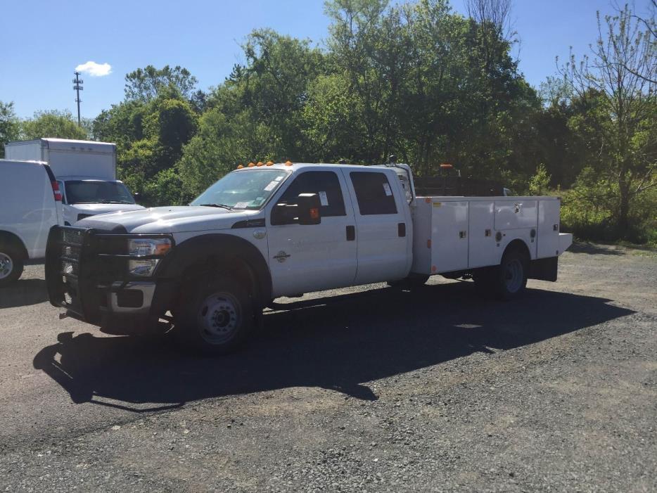2015 Ford F550  Mechanics Truck