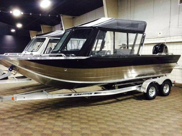 2016 CUSTOM WELD BOATS 21 Cobra